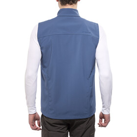 axant Alps Softshell-liivi Miehet, ensign blue